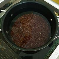 粟子西米红豆糖水~养颜甜品的做法图解2