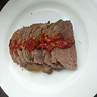 卤牛腱子肉的做法图解4