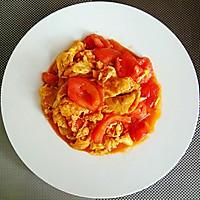 唐果料理——西红柿炒鸡蛋