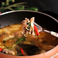家庭涮羊肉火锅---利仁电火锅试用菜谱
