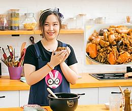 让电饭煲帮你搞定香菇鸡肉饭!的做法