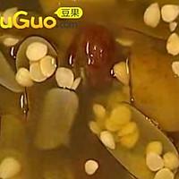 广东糖水~苹果海底椰糖水润肺止咳