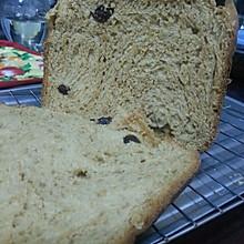 美的面包机版—全麦面包