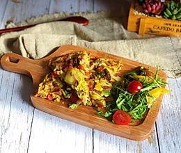 一家人的元气早餐 西班牙厚煎蛋的做法