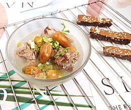黄皮排骨汤-消食开胃还能祛痰的做法