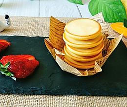淡奶油玉米饼的做法