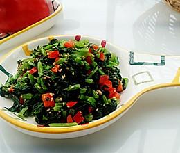 凉拌小青菜的做法