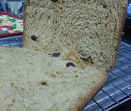 美的面包机版—全麦面包的做法