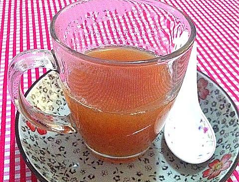养生:生姜玫瑰花饮的做法
