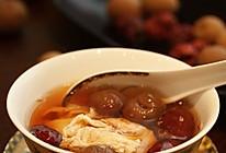 红枣桂圆烧蛋的做法