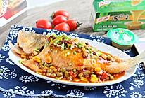 红火茄汁鲈鱼#盛年锦时·忆年味#的做法
