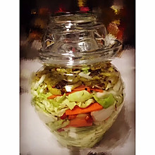 自制美味泡菜#装满美好时光#