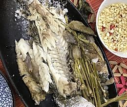 香茅海盐焗烤魚的做法