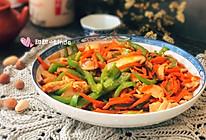 #人人能开小吃店#超级下饭菜——鱼香鸡丝的做法