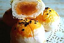 美味蛋黄酥的做法