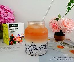 #爱乐甜夏日轻脂甜蜜#低糖紫米奶茶的做法