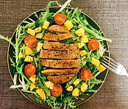 简单易学的减脂沙拉的做法