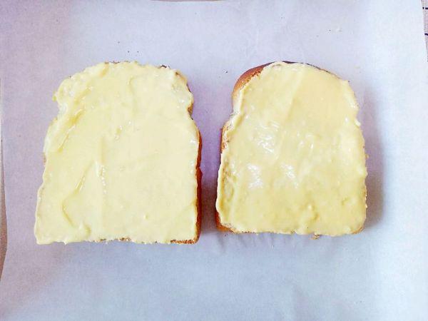烤乳酪吐司片#带着零食去旅行!#
