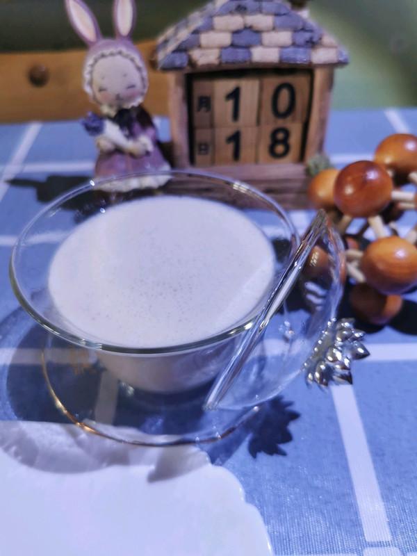 核桃豆浆的做法