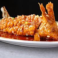 松鼠桂鱼:在家做得漂亮又好吃!