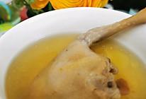 花旗参炖鸽子汤的做法