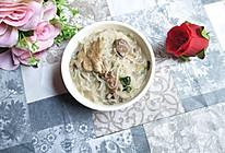 肉片米粉汤的做法