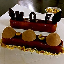 巧克力冻芝士条#挚爱烘焙.你就是MOF#