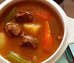 媲美西餐厅的罗宋汤的做法