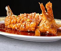 松鼠桂鱼:在家做得漂亮又好吃!的做法