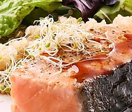 这种低脂健康餐,吃完清爽无负担!的做法