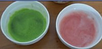 彩色蔬菜馒头的做法图解2