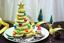 圣诞树场景蛋糕#圣诞烘趴 为爱起烘#的做法