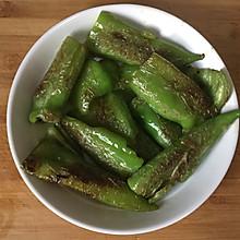 家庭菜单-虎皮青椒