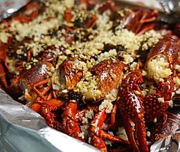 锡纸麻辣小龙虾的做法
