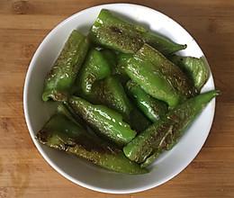 家庭菜单-虎皮青椒的做法