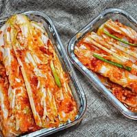 韩式辣白菜的做法图解4