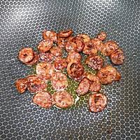 #元宵节美食大赏#胡萝卜炒腊肠的做法图解6