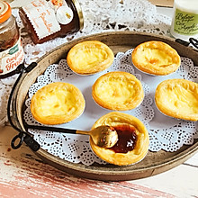 超完美比例蛋挞液 堪比kfc 简单快手超嫩滑早餐下午茶
