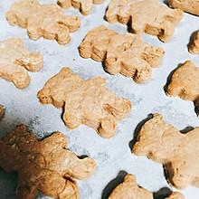 奶油奶酪饼干(少油少糖)(巧克力味)