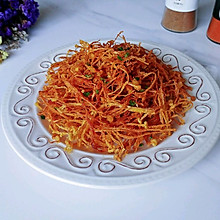 椒盐玉面金针菇