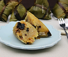 香菇腊味粽子的做法