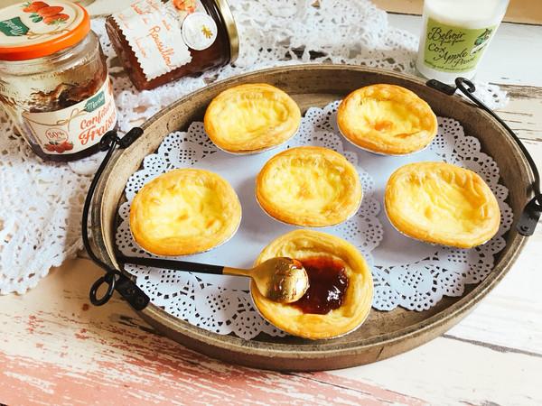 超完美比例蛋挞液 堪比kfc 简单快手超嫩滑早餐下午茶的做法