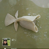 花式饺子_蝴蝶饺/金鱼饺的做法图解16