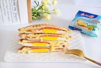奶酪火腿三明治的做法
