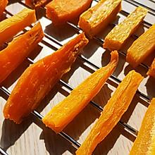 减脂、补脾益胃:自制红薯干