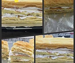 家庭拿破仑蛋糕千层酥的做法