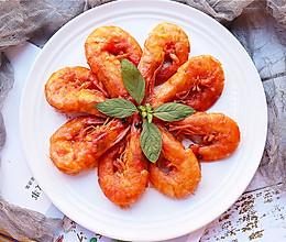 茄汁大虾的做法