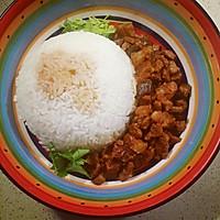 可以吃三碗的【香菇卤肉饭】✨的做法图解8