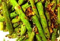 橄榄菜肉末四季豆的做法