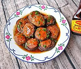 酿香菇#美极鲜味汁#的做法